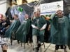 St. Baldrick's event and parade help C.P. celebrate St. Patrick's