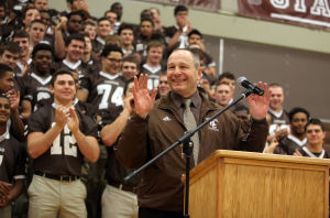 Mount Carmel salutes state grid champs