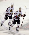 Michal Rozsival, Bryan Bickell