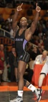 Thornton's Williams, Mt. Carmel's Brill win state wrestling titles
