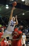 Boone Grove's Jake Clapp scores