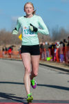 Racheal Marchand at Ringing in Spring 5k/10k