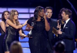 Candice Glover wins 12th season of 'American Idol'