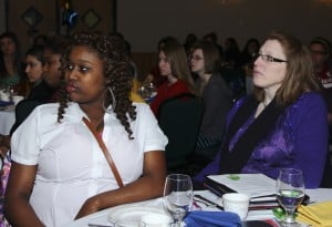 Conference touting engineering, technology degrees hosts 175 teen women