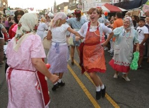 Pierogi Fest captures essence of region