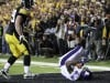 Vandenberg lifts Iowa past Northwestern 41-31