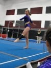 Hobart's Owen emerges as leader of young gymnastics team