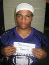 Thornton football player Jamal Towns