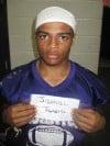 Thornton football player Jamal Towns