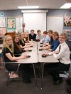 Michigan City quiz bowl team