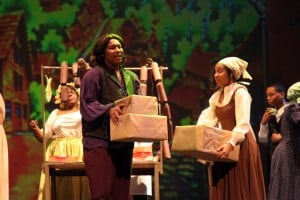 Entertainment: Merrillville High School Performing Arts present Cinderella