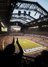 Travel to Indianapolis, home of the Super Bowl