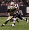 T.F. South grad Thomas scores as Saints beat Patriots