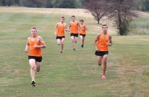 Beecher cross country team finds itself at a crossroads after Nykaza's graduation