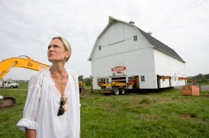 Barn move signals preservation of rural landscape