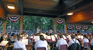 Summer symphony concerts begin Friday