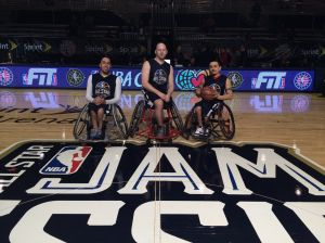 Munster native selected to fourth NBA/NWBA All-Star Wheelchair Classic