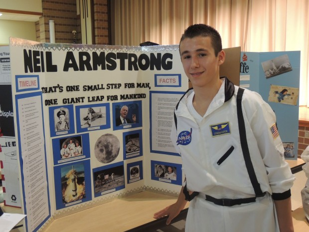 wax museum neil armstrong - photo #4