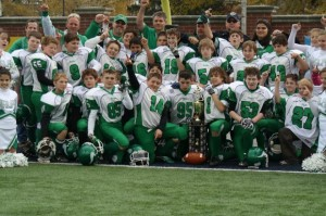 Valpo Pop Warner wins Division 3 Pee Wee state title