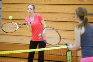 Portage grad takes over Boone Grove girls tennis program