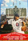 Newest South Shore poster showcases Chicago Cubs pitcher Samardzija