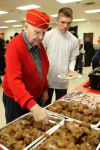 Hobart Marine Corps League hosts annual Christmas Party