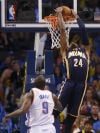 Thunder blow past Pacers behind 36 from Durant