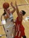 Monahan sparks Portage girls bounce back win