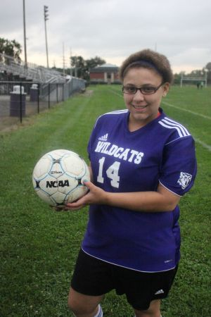 Soccer helps Hammond's Flores overcome bullying