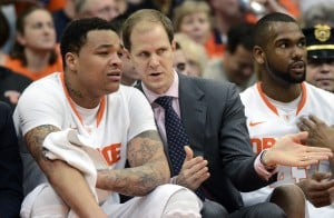 Syracuse's Mike Hopkins never stops learning