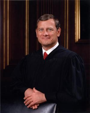 Chief Justice Roberts encourages grads at LaPorte County alma mater