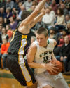 Illlian's Caleb Jonkman vs. Elmwood Park
