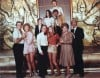 "The cast of ""The Poseidon Adventure"""