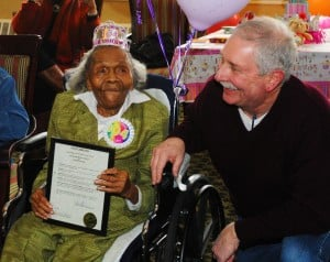 A Happy 104th to woman who likely is Crete's oldest resident ever