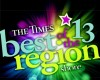 Best of the Region 2013
