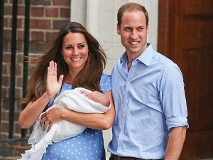 Royal baby shares planetary influences with mom and dad