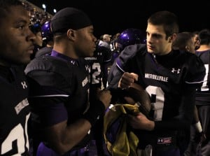 JIM PETERS: Carroll snowed under by Merrillville momentum