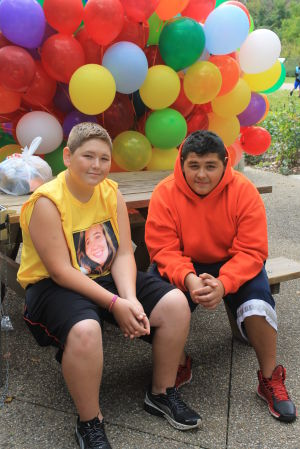 Hundreds participate in Out of Darkness walk for suicide prevention