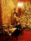 'Once upon a time for Christmas' at Barker Mansion