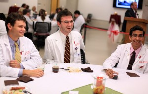 IUN celebrates medical school's past and future