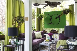 Ask a Designer: style in a small outdoor space