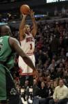 Bulls, Rose outscrap sluggish Celtics