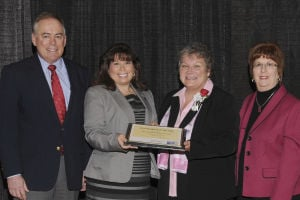 United Way of Porter County receives Rising Star Award
