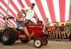 Kids power through pedal pull contest at Lake County Fair