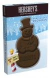 Hershey's Snap-a-Part Chocolate Snowman