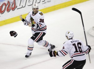 Blackhawks, Heat have a lot in common