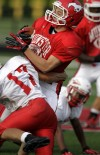 Sam Schest, Portage football