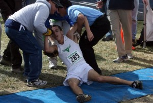Valpo's Reed aiming to put last year's state cross country meet struggles behind him