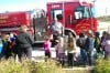 Winfield joins Lake of Four Seasons Fire Dept. to celebrate Fire Prevention