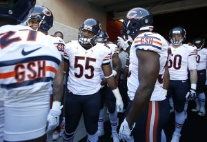 Bears' Briggs could see depth in offseason